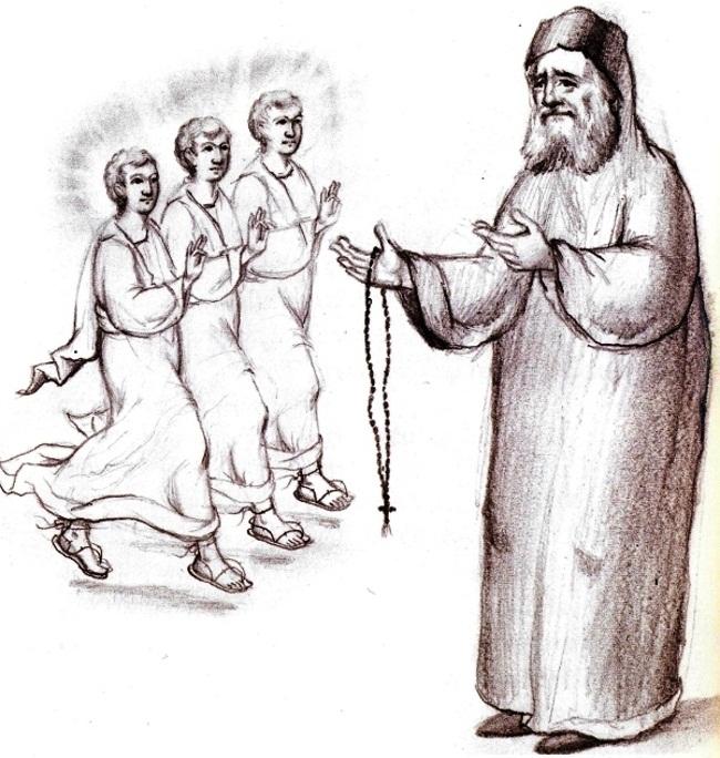 Αποτέλεσμα  εικόνας για Ιωσήφ ο Ησυχαστής  EIKONEΣ